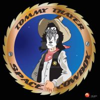 Tommy Thayer Space Cowboy copywrite Medek1 by medek1