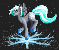 Cold Winter Freeze by DerpyBloo
