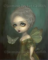 Butterflies in Gloom by jasminetoad