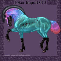 Joker Import 013 by Carousel-Stables