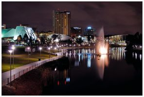 Adelaide at Night by jon81