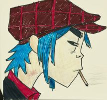 2-D by iWiLlFlYtOdAy