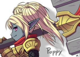 Poppy LOL by FullMeTalAof