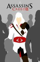 Assassin's Creed II by comicbookpayne