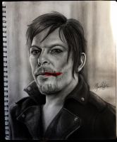 Norman Reedus - Judas by m-a-y-h-e-m