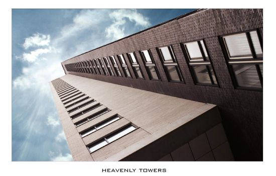 heavenly towers by xecho