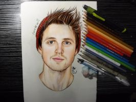 Marcus Butler by Williaaaaaam