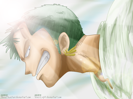 Happy Birthday Zoro! [11.11.13.] by AnnaHiwatari