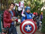 Guardians of the Wondercon by cablex452