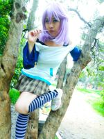Mizore by the-kender