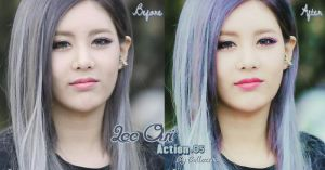 Lee Qri Action .05 by Bellacrix