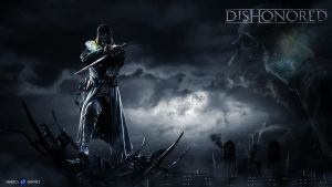 Dishonored HD Wallpaper by Samuels-Graphics