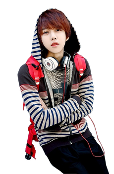 Male Ulzzang render 012 by amy91luvKey