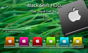 Black Shift HDD by Hemingway81