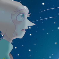 Shooting Star Pearl by Papayawhipped