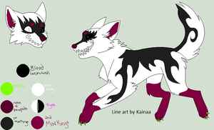 .:CE: Character Design:. by HomestuckObsessed