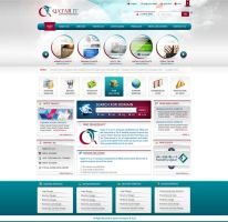 QIT For Web Solutions by ahmedelzahra