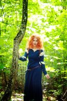 Merida - Brave 6 by StarbitCosplay