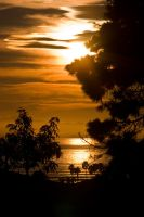 1-9-08, Ventura Sunset by CGPhotography