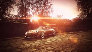 Porsche 911 GT3 RS 4.0 in NFS World by kampinis