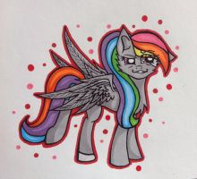 I'm awesome and I know it! by AwesomeDashie