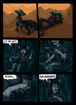 Vore, Lifesaving and a promise with loop. 6/11 by icat