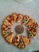 Pizza Slices FOR SALE by SistersOfTheCraft