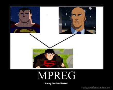 Young Justice Mpreg by The-Thermals-groupi