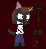 Mirand as a HTF- Trippy by the-Everything-Fan