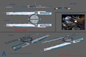 Arcturus Station Overview by reis1989