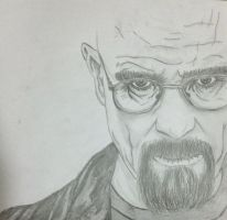 Walter White by jules131