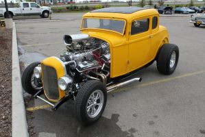 5-Window Coupe by KyleAndTheClassics