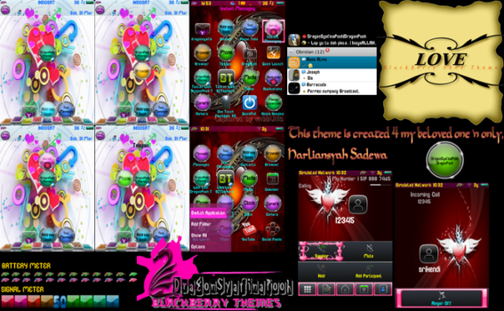Love 9800 Theme - 2.0 by dragonpooh