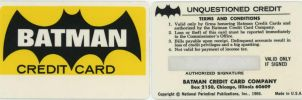 A BAT CREDIT CARD by Duder-Skanks