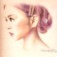 Namie Amuro by greyimpression
