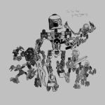 Toa Mata by /u/iConiCdays by r-BionicleLego
