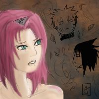 Sakura Haruno: search by misskizu