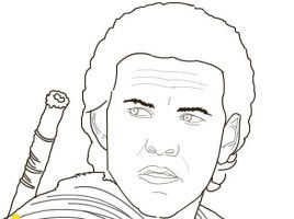 How to draw Sam Worthington Part 2 by SketchHeroes