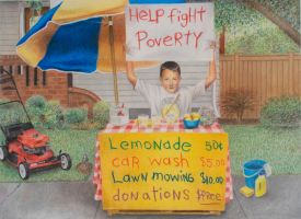 Help Fight Poverty! by TimShady1