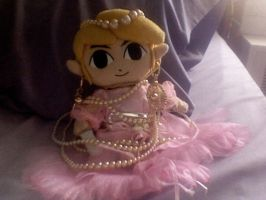 toon link doll... by YerBlues99