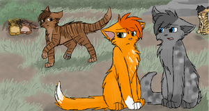 Squirrelflight...? by CascadingSerenity
