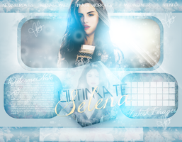 Selena Gomez Header by JayySonata