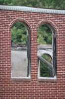 Church windows by Irie-Stock