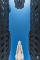 Rockefeller Center by sylvaincollet