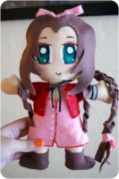 Aerith Plush by Riiriimush