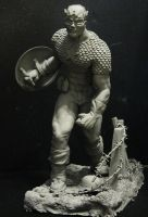 captain america by mycsculptures