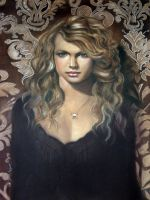 taylor swift by GROUNDSENSE