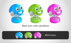 Icon design by orioncreatives