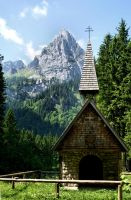Little chapel by 7Amerasu