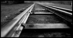 Small Railway Tracks by DarkGaruda